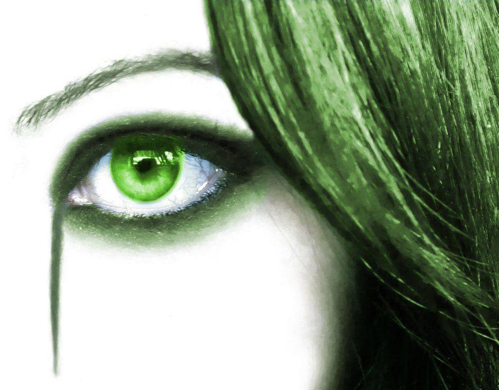 emerald . tears  by ~Calistostears  Digital Art / Photomanipulation / Other