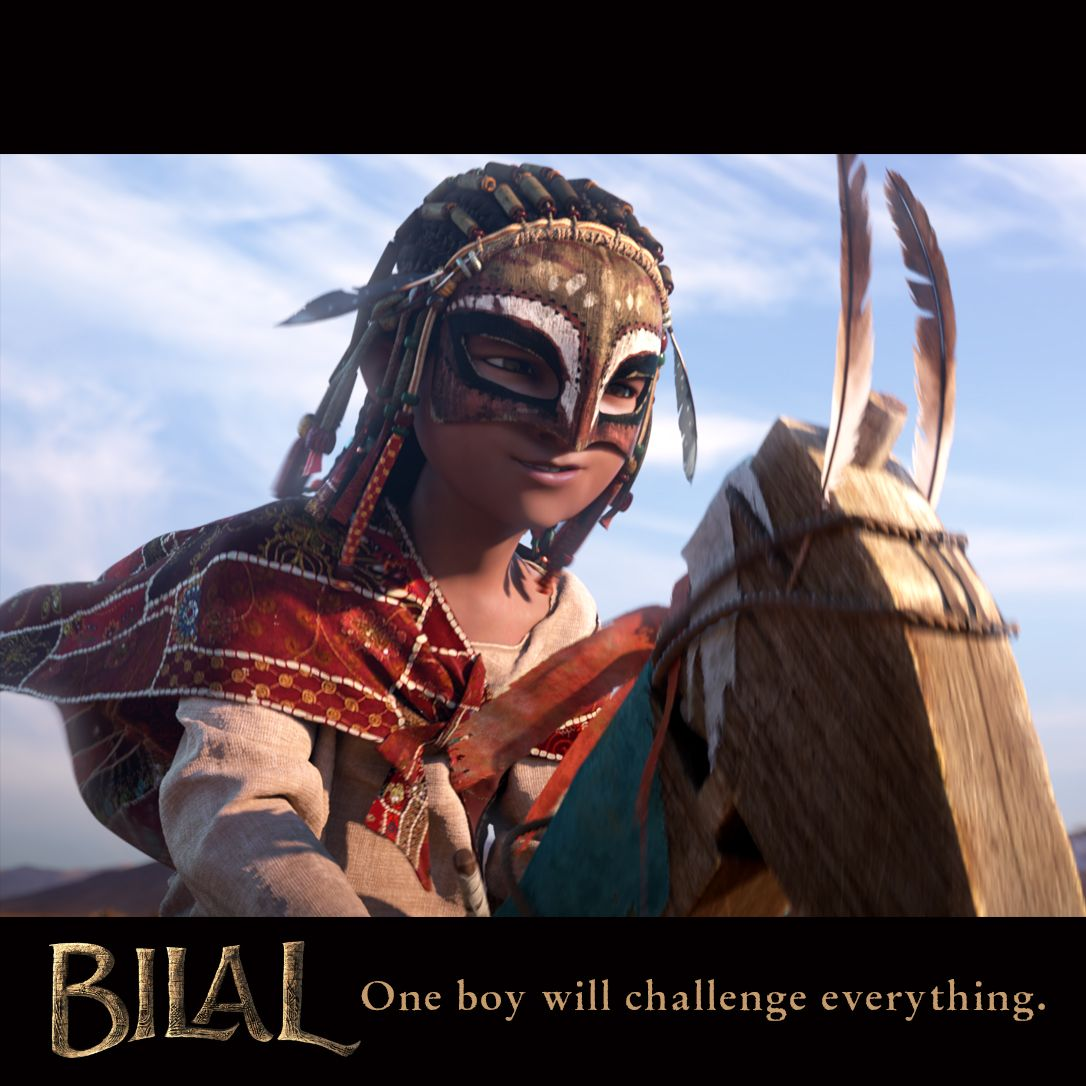 One Boy Will Challenge Everything A New Movie About An African Boy Coming Soon Animation Cgi Africa Mask Tribes Tribal A Hero Movie Movies New Movies