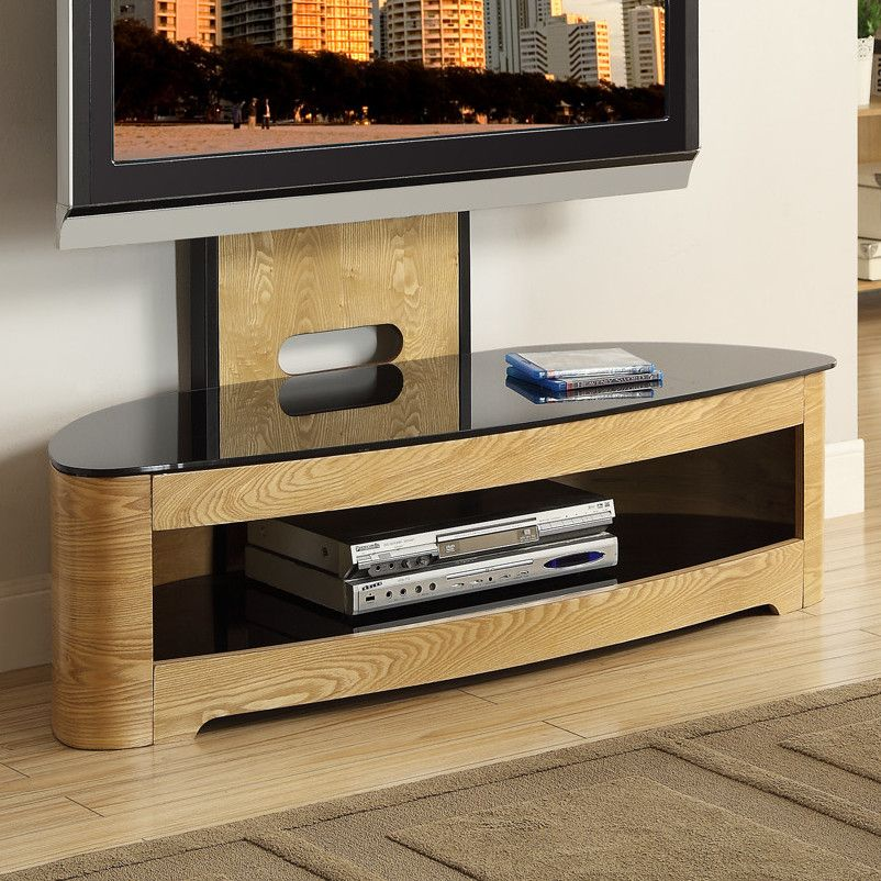 Jual Curve TV Stand For TVs Up To 60u201d U0026 Reviews | Wayfair UK
