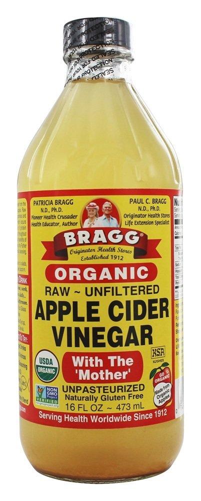 Organic Apple Cider Vinegar With Mother 16 Fl Oz Bragg Apple Cider Vinegar Remedies Organic Apple Cider Vinegar Apple Cider Vinegar