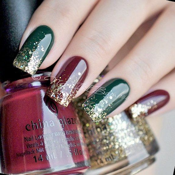 20+ Christmas Nails To Complete Your Unforgettable