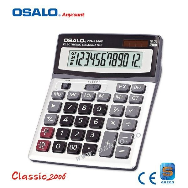 Find More Calculators Information about Super Quality OS 1200V - financial calculator