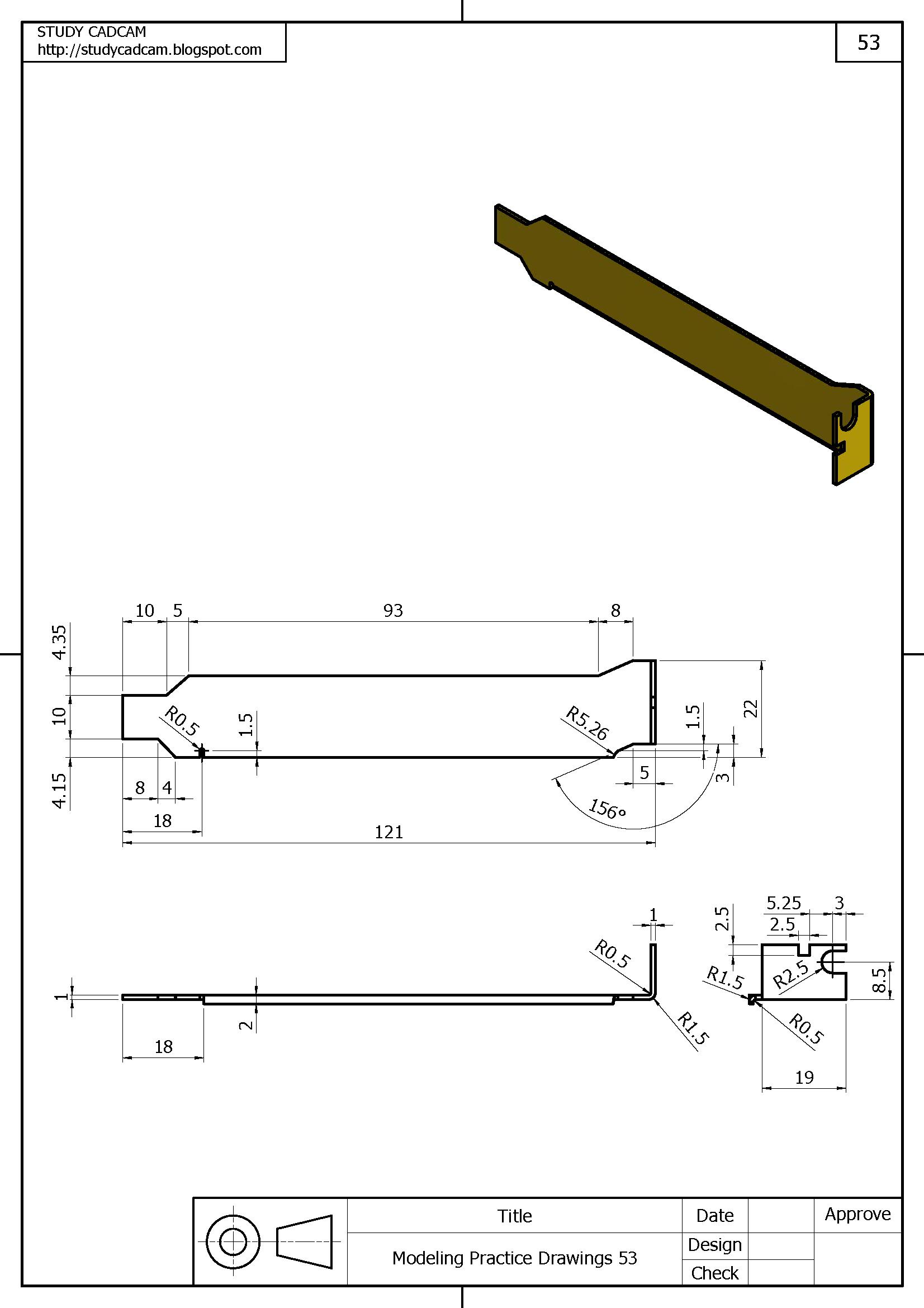 Pin By Martin Munoz On Mecanismos Sheet Metal Drawing Mechanical Design Drawing Sheet