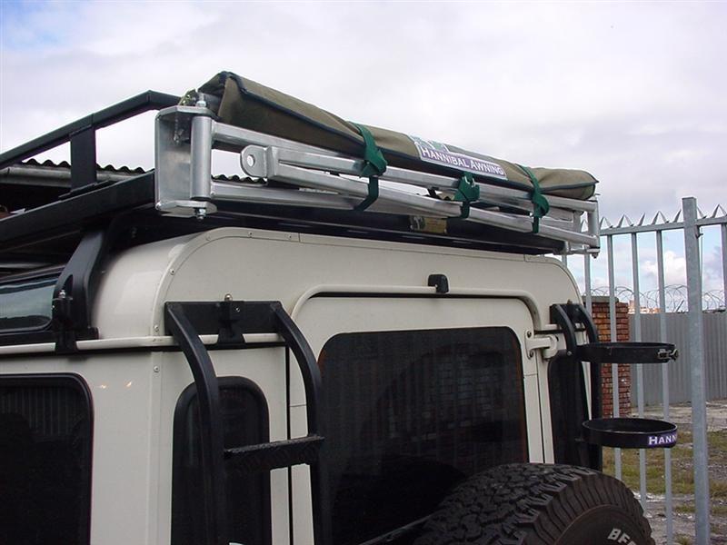 Hannibal Awning Toldo Caravana Tienda De Campana Para Coche Camionetas 4x4