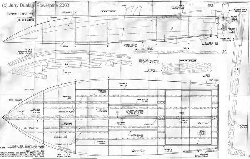 RC Model Boat Plans Free | Woodwork | Pinterest | Models ...
