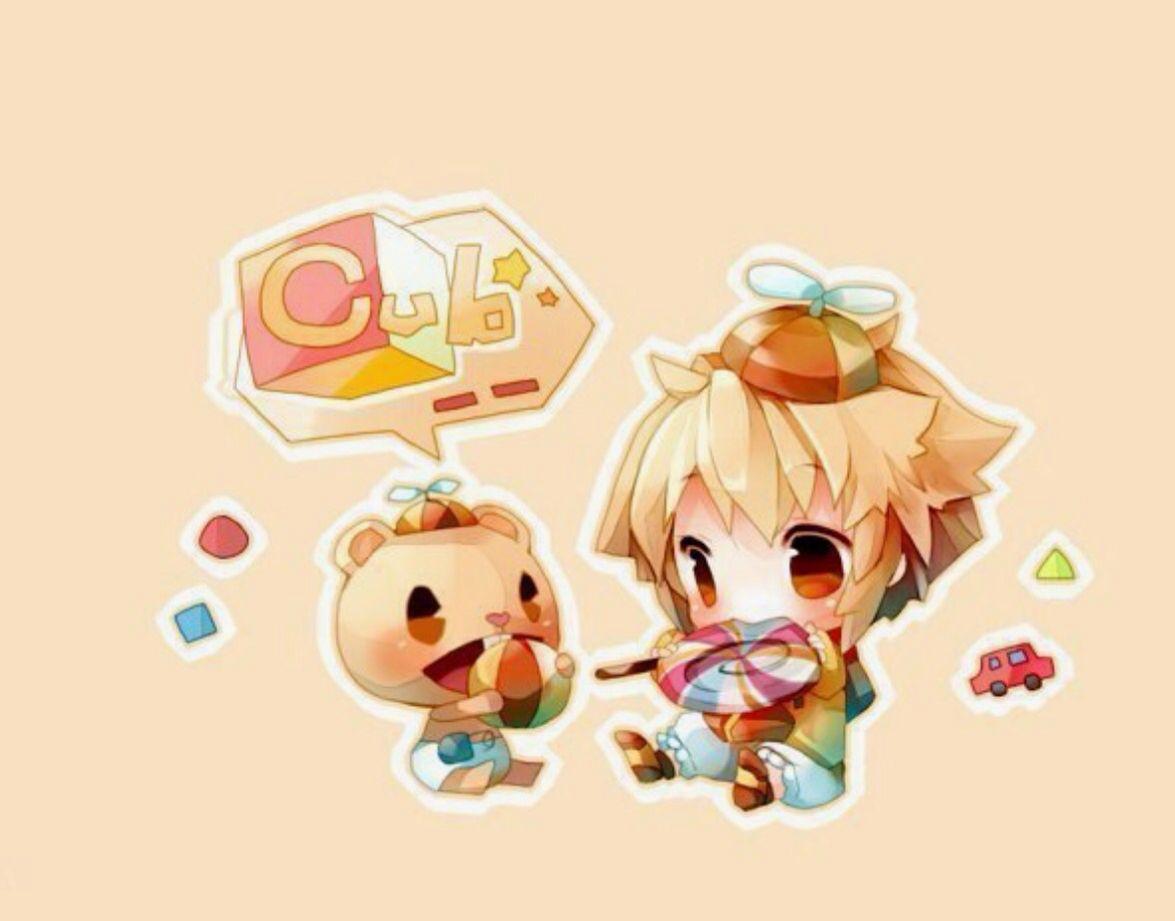 Happy Tree Friends (HTF)- Cub #Anime | Happy Tree Friends ...