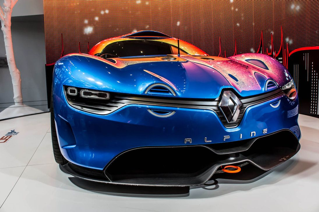 Renault Alpine Concept Cars Renault Brisbane http//www