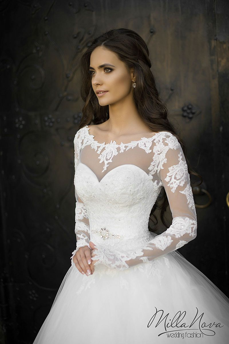 Photo of Milla Nova 2016 Wedding Dresses   ElegantWedding.ca