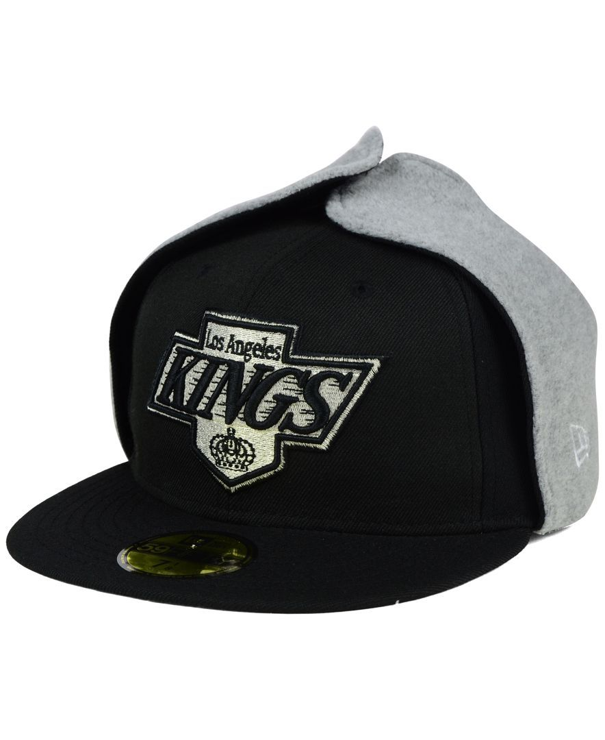 799858a6148c5 New Era Los Angeles Kings Dog Ear 59FIFTY Cap