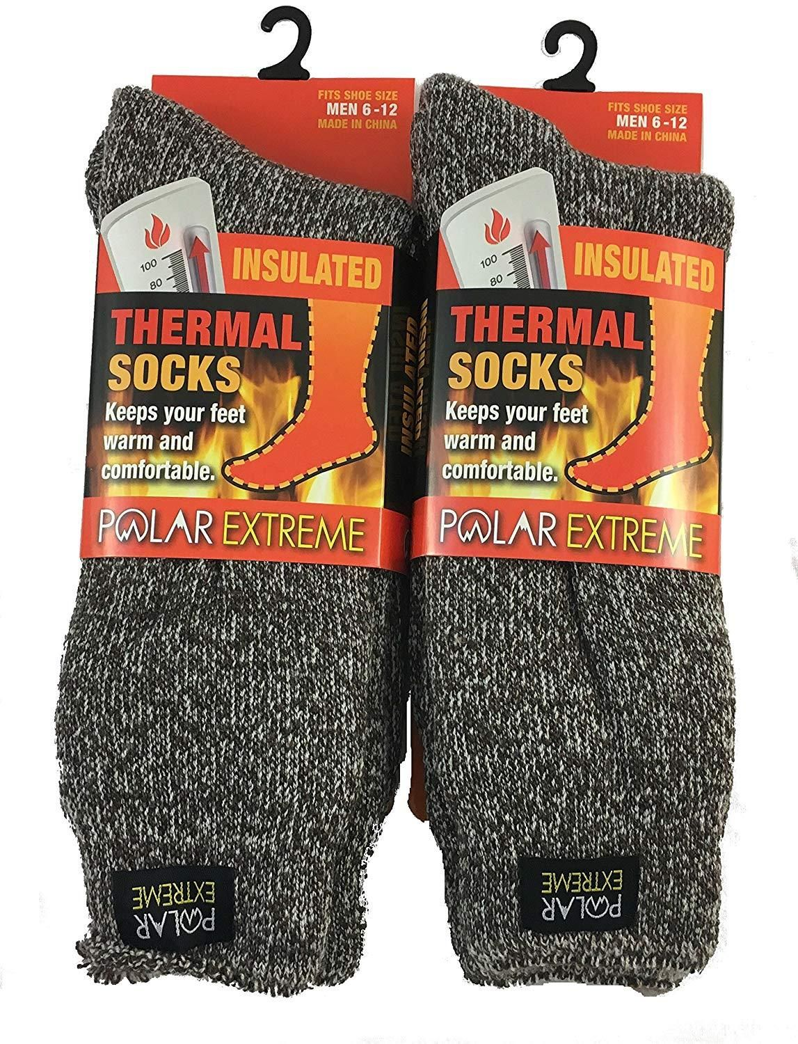27d43a5c2 Polar Extreme Men's Thermal Sock Pack of 2 in 2019 | Products ...