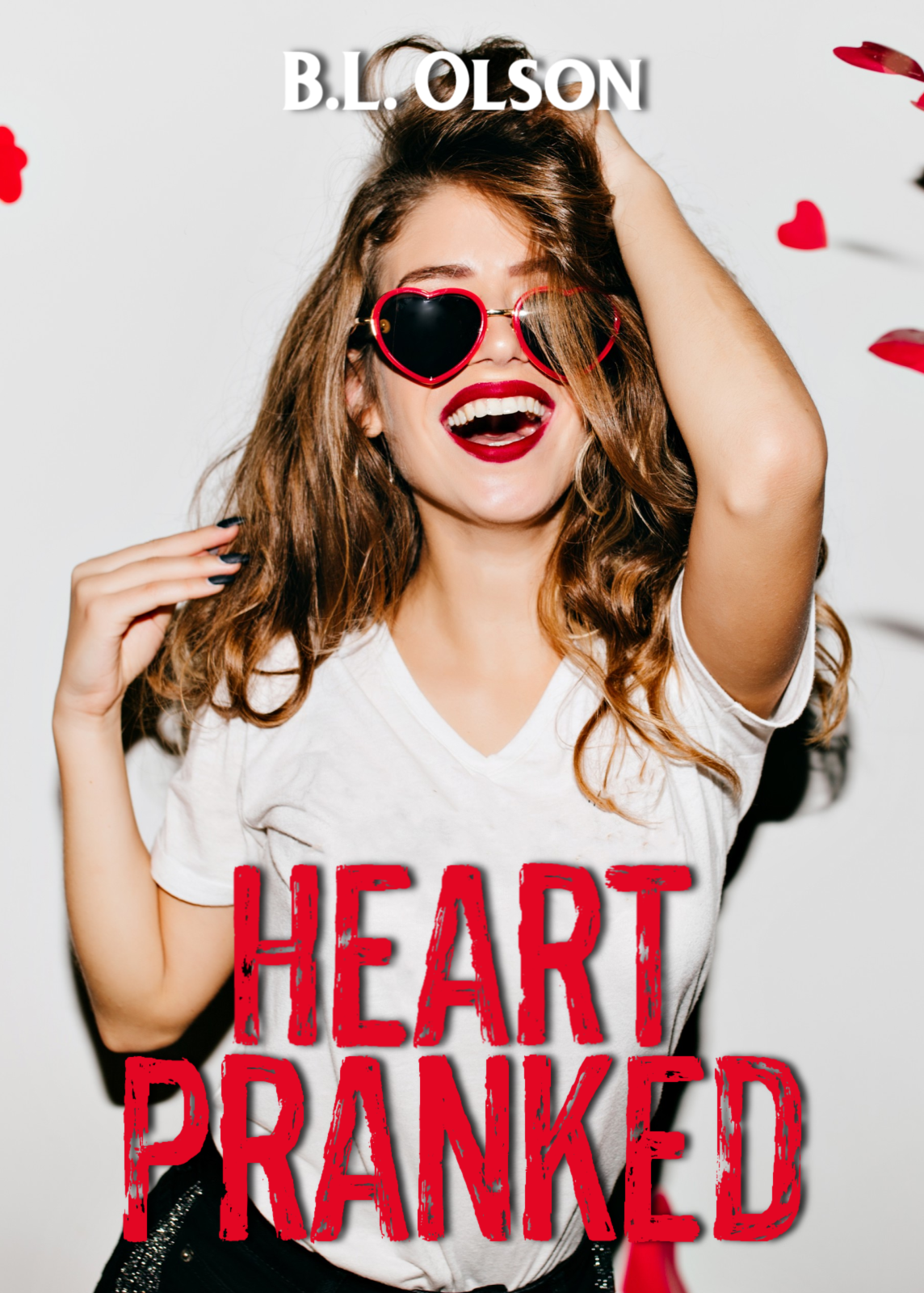 Heart Pranked Author B.L. Olson Amazon https//amzn.to