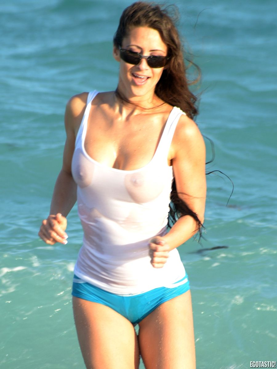Wet Tank Top Wife | anais-zanotti-wet-see-through-tank-top ...