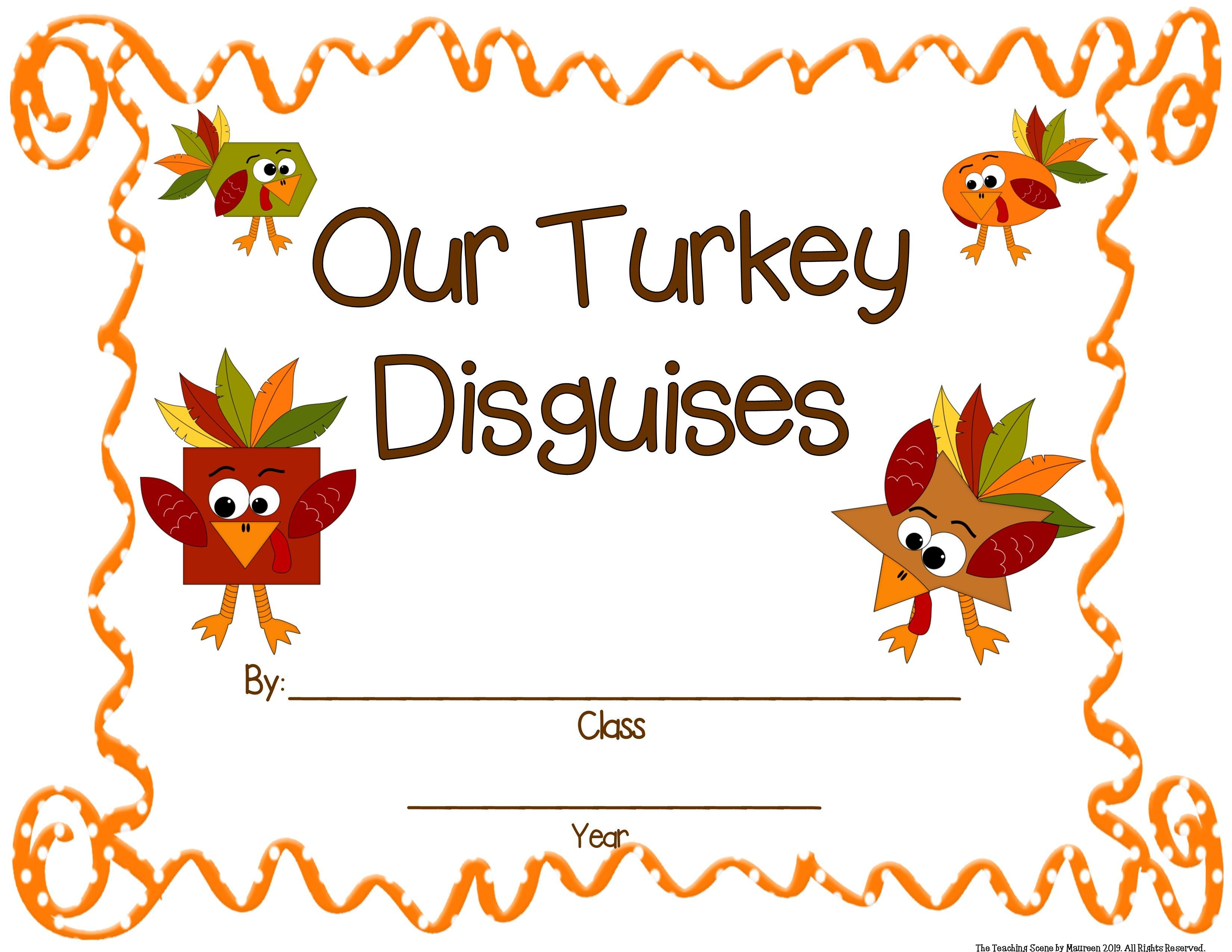 November Literacy Unit Turkey Trouble Amp Twas The Night