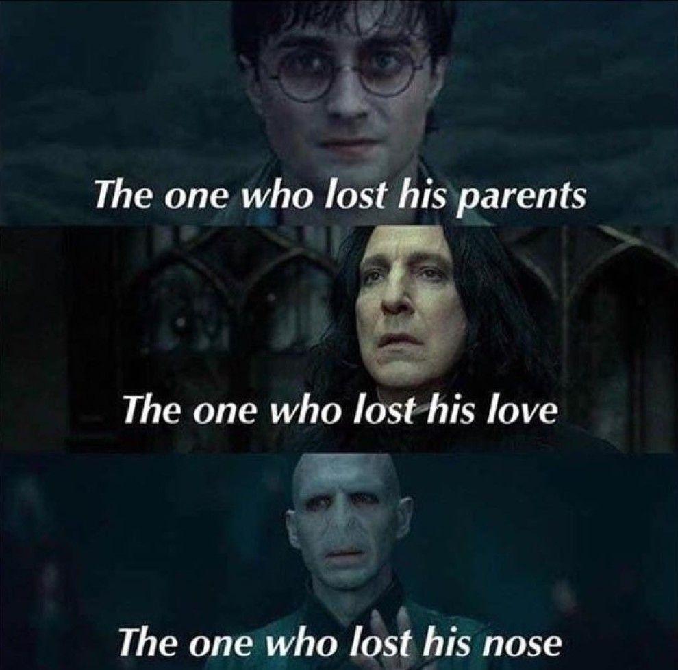 21 Harry-Potter-Memes, die niemals nicht witzig sind