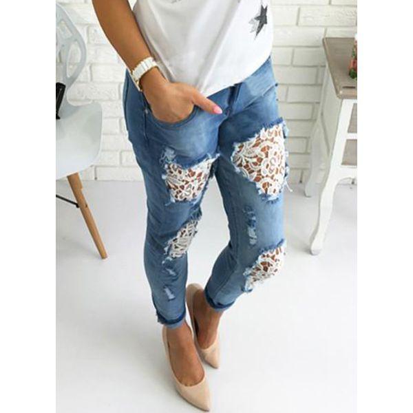 Photo of Women's Plus Size Skinny Jeans (1745389856)
