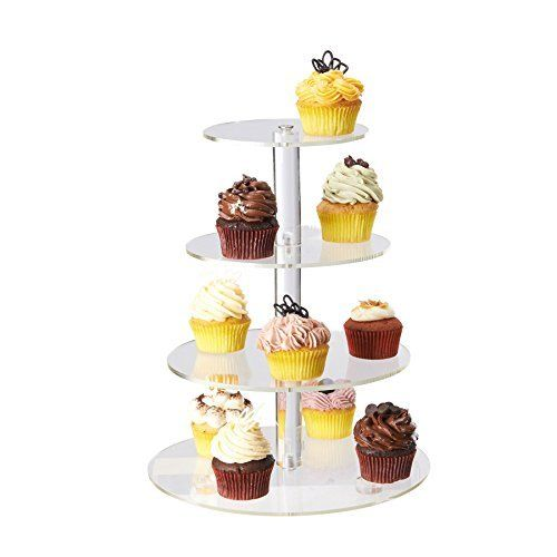 Check out this sweet deal from Snagshout! https://www.snagshout.com/offers/co-z-acrylic-cupcake-stand-crystal-clear-d/cd1439