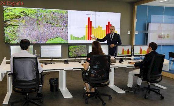 Hidraqua abre en Benidorm un centro pionero en España para la gestión «inteligente» del agua