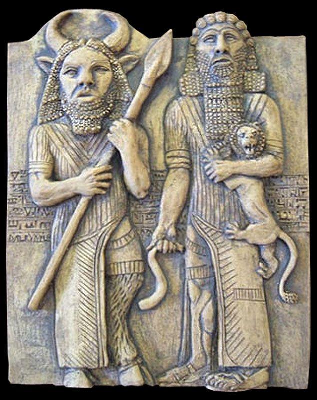 گیل گمش، انکیدو جهان مردگان/ Gilgameš, Enkidu and the Netherworld /