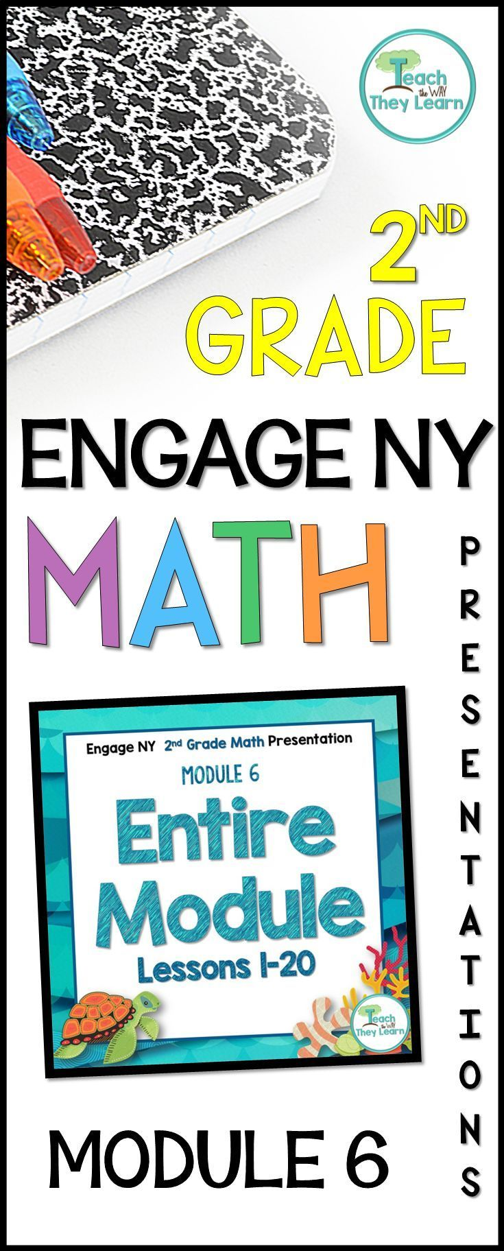 Engage NY/Eureka Math PowerPoint Presentations 2nd Grade