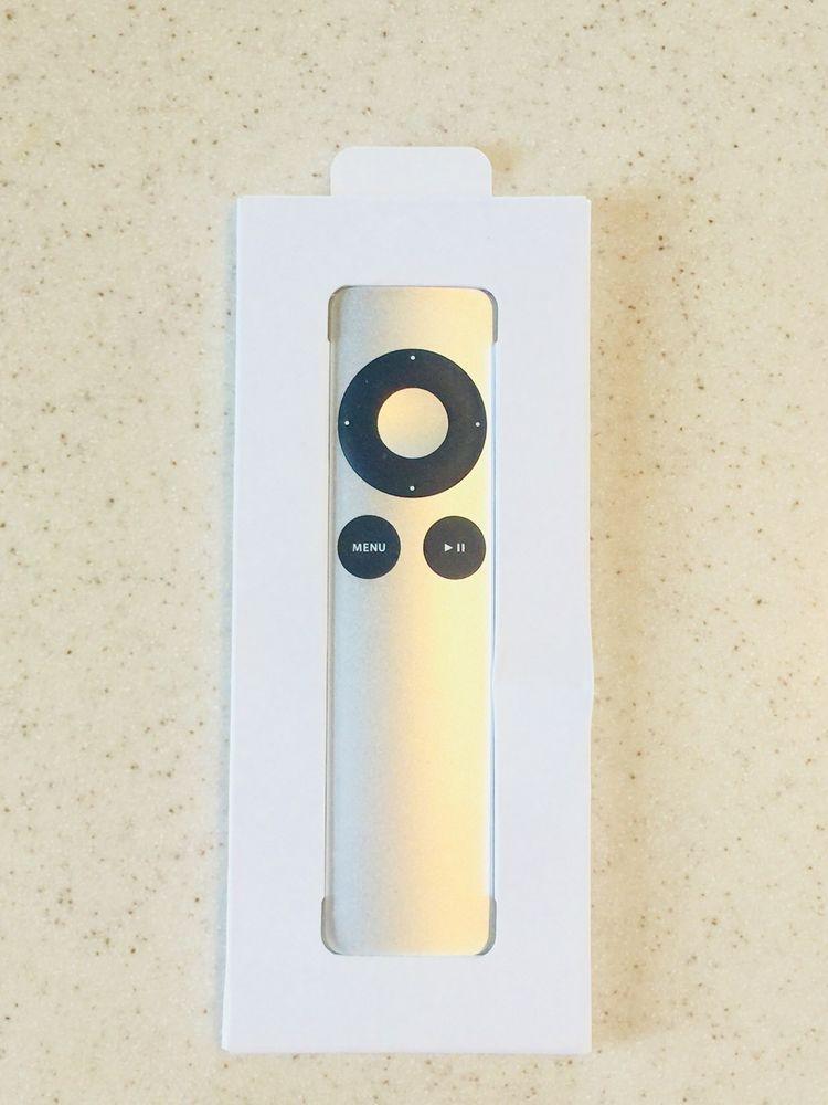 APPLE TV Original OEM Remote A1274 MAC Replacement SILVER
