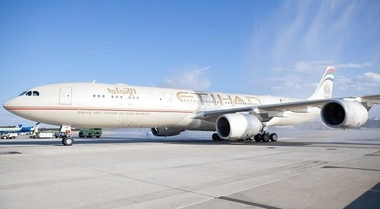 Etihad Airways Posts 900mn Revenues Its Strongest Ever In Q1 Arabian Gazette Air Charter Cargo And Freight Air Charter Aviation Product Launch