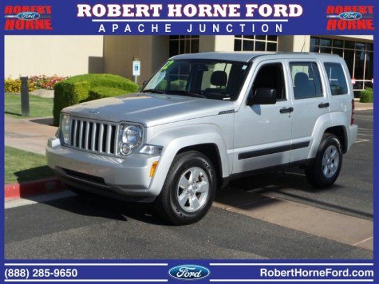 Sport Utility, 2012 Jeep Liberty 2WD Sport with 4 Door in ...
