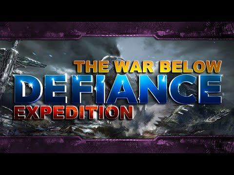 Defiance - [The War Below Expedition: EMC Bioman Lab - Jackson]