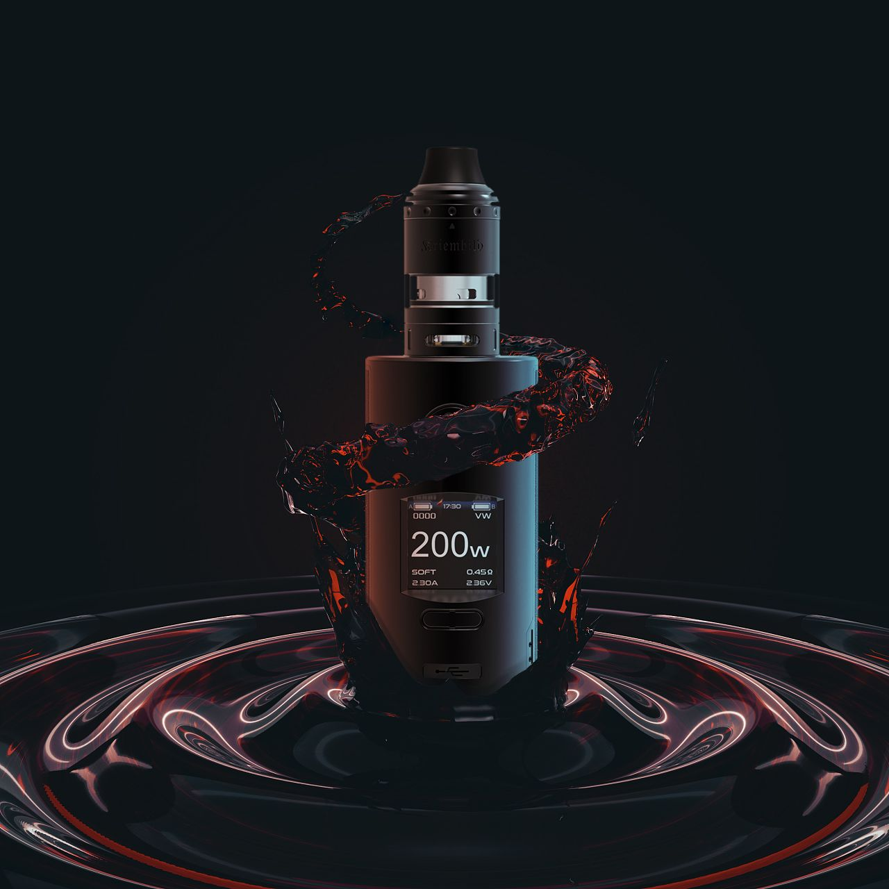 (Preorder) Vapefly Kriemhild 200W Kit (With images