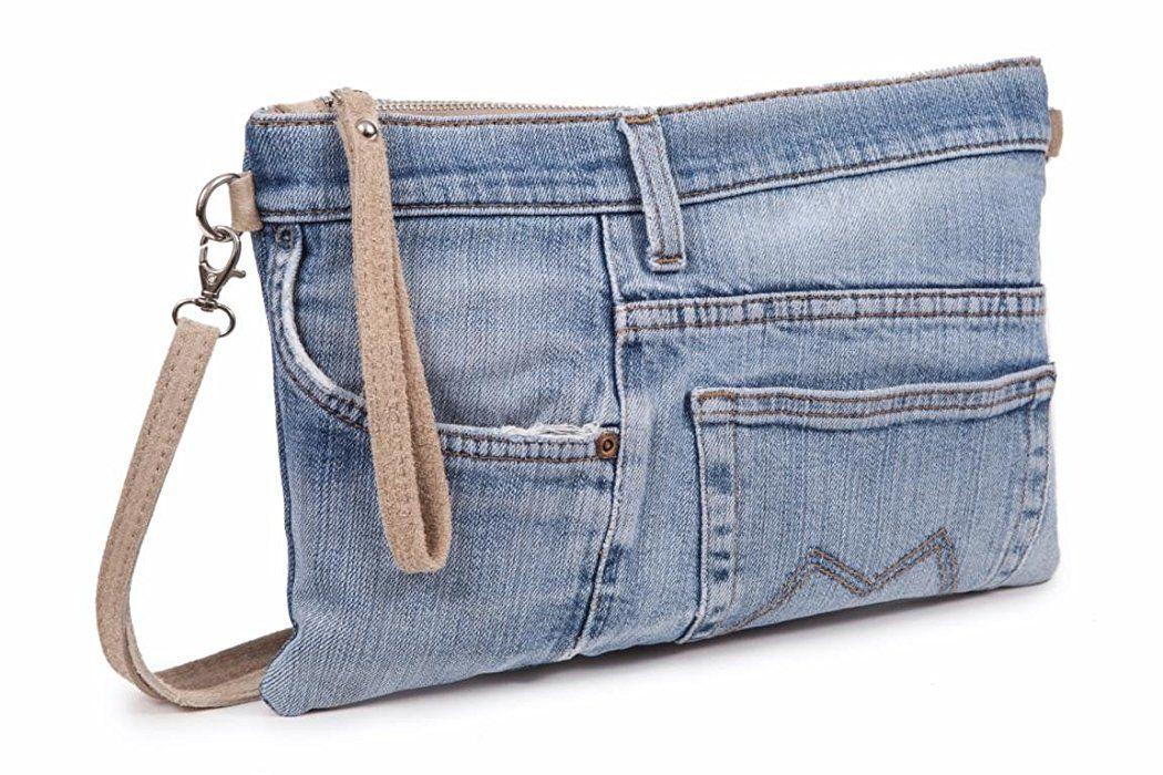 zapatos deportivos precio oficial online Bolso Bandolera Denim Jeans, Bolso vaquero, bolso bandolera ...