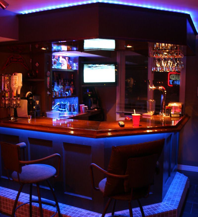 The Ultimate Guide To Building Your Own Game Room Bar By