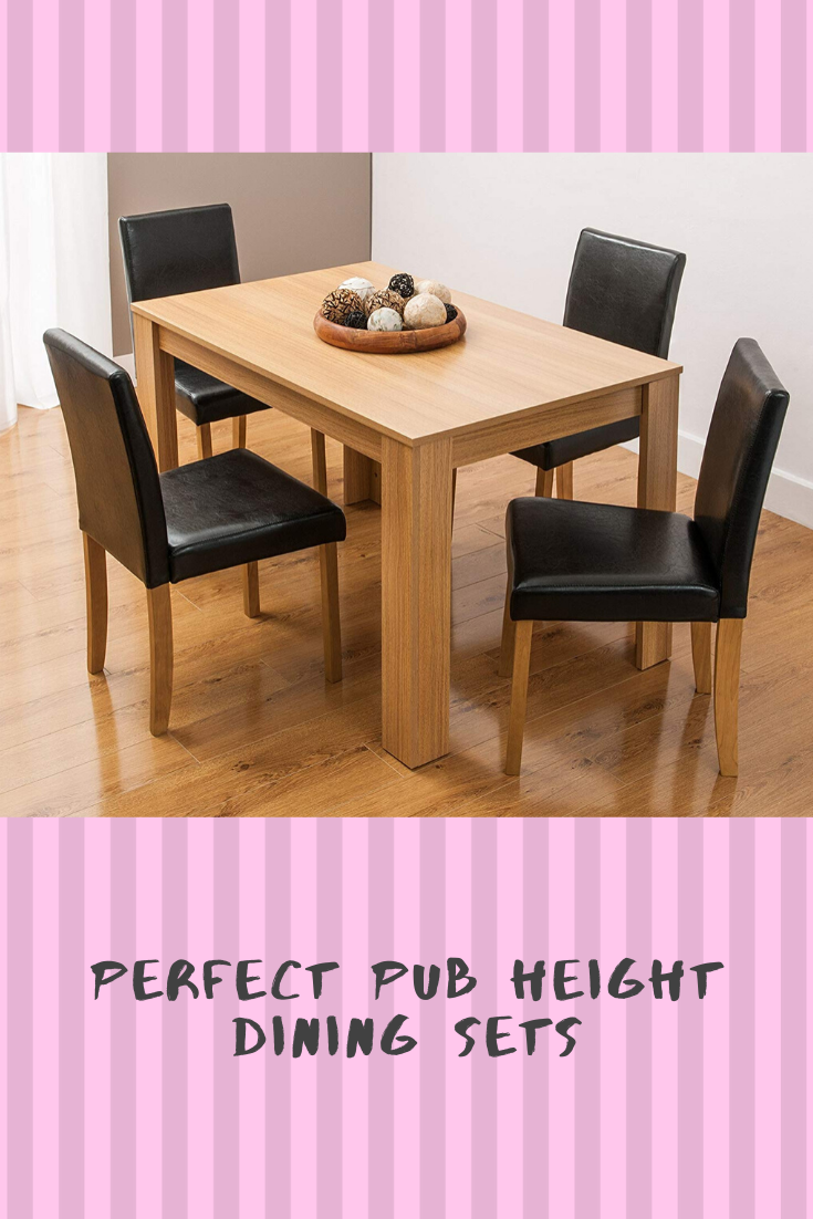 Small Pub Style Dining Room Table Sets Dining Room Table Set