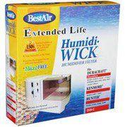 Hamilton Whole House Furnace Mount Flow Through Humidifier