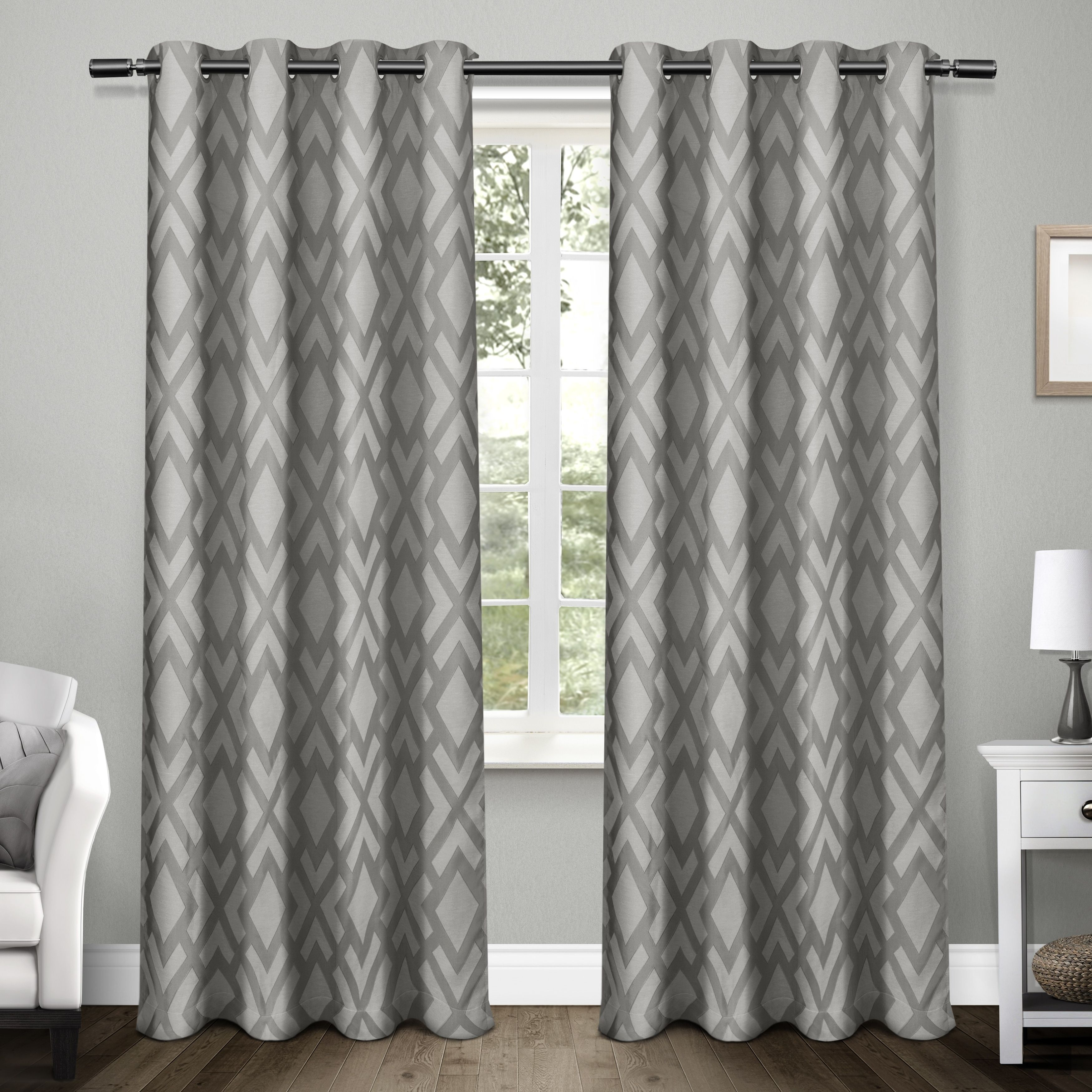 Overstock Com Online Shopping Bedding Furniture Electronics Jewelry Clothing More Grommet Top Curtains Home Curtains Drapes Curtains