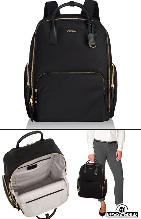 10 Best Women's Backpacks for Work that are Sophisticated and Smart | Backpackies #backpacks