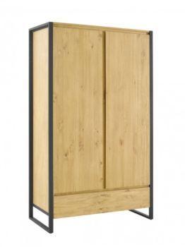 Kenton Fly Mobilier De Salon Deco Design Armoire 2 Portes