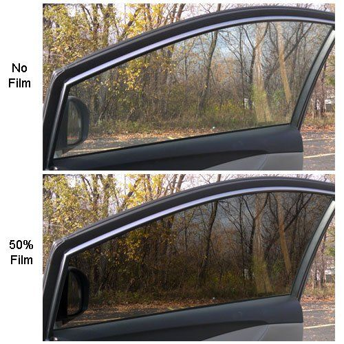 E300 Series 50 Nr Automotive Window Tint 40 X 75ft Available In 5 20 35 And 50 1 5mil 2ply Non Reflective Black Exce Tinted Windows Tints Automotive