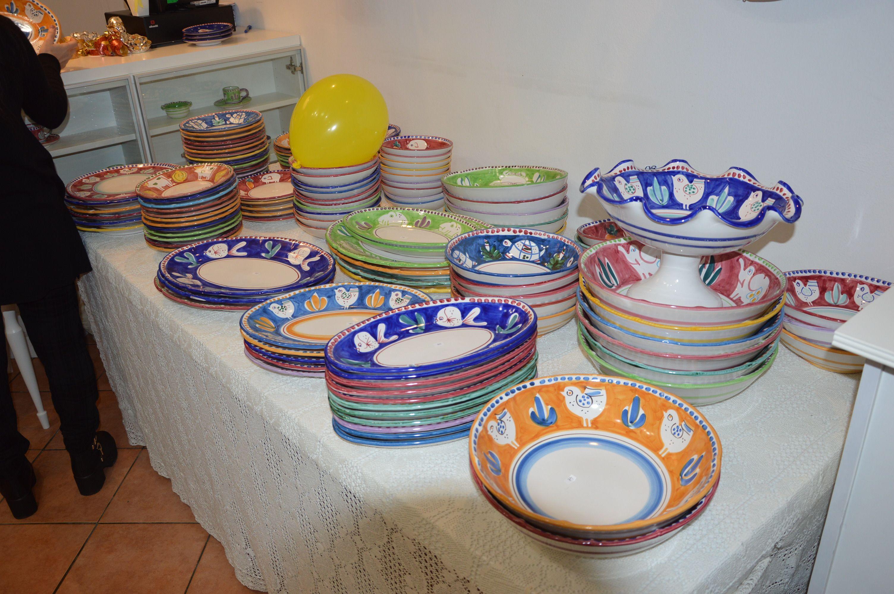 Sorrento Ceramica Artistica Solimene Modena | Solimene
