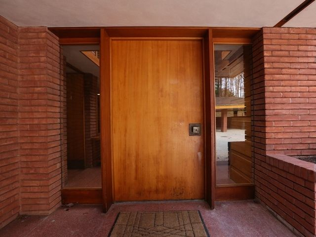 See inside a Frank Llyod Wright-designed home in Indian Hill - Gallery & William P. Boswell House. 1961. Indian Hill Cincinnati Ohio ... pezcame.com