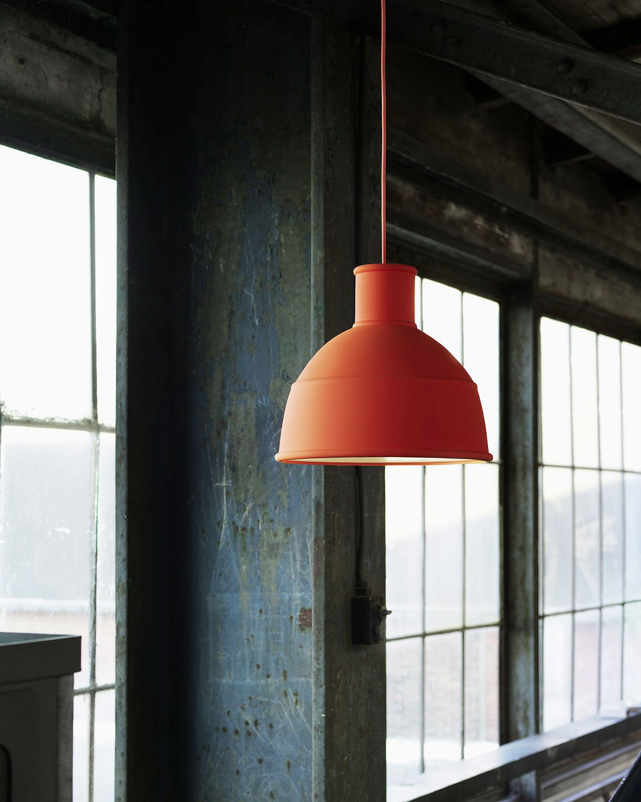 A Quirky Take On The Industrial Pendant Lampshade The Unfold Pendant Lamp Is Affordable And Us In 2020 Modern Lamp Shades Unfold Pendant Light Shabby Chic Lamp Shades