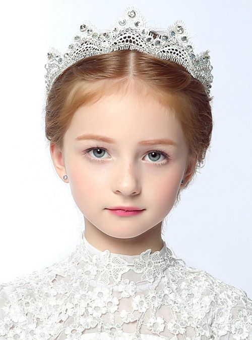 Headdress Headpieces Fashion Hair Accessories Crown Headbands Princess Tiara