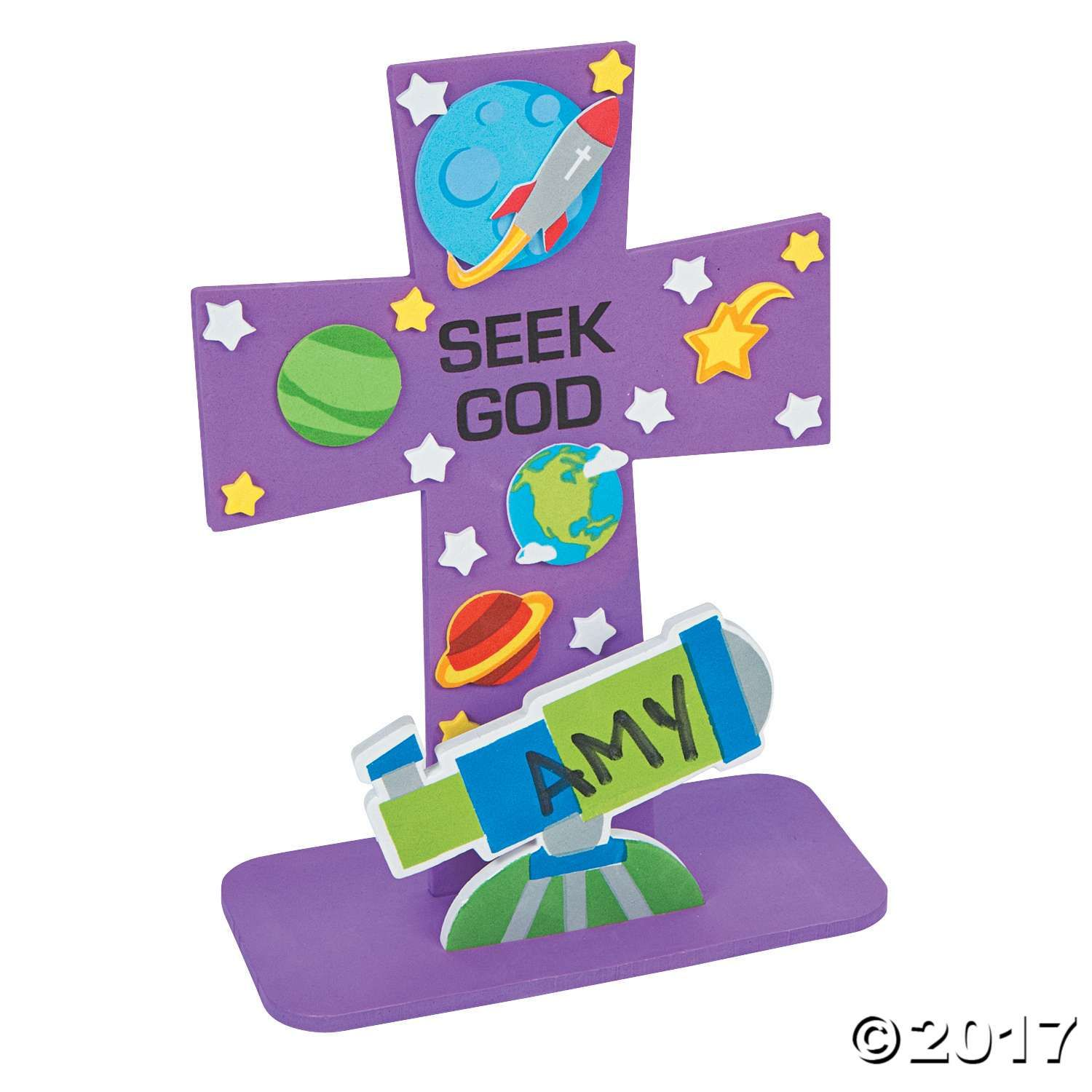 Vacation bible school crafts ideas - Teaching Students To Seek God Is Fun With The God S Galaxy Vacation Bible School Theme