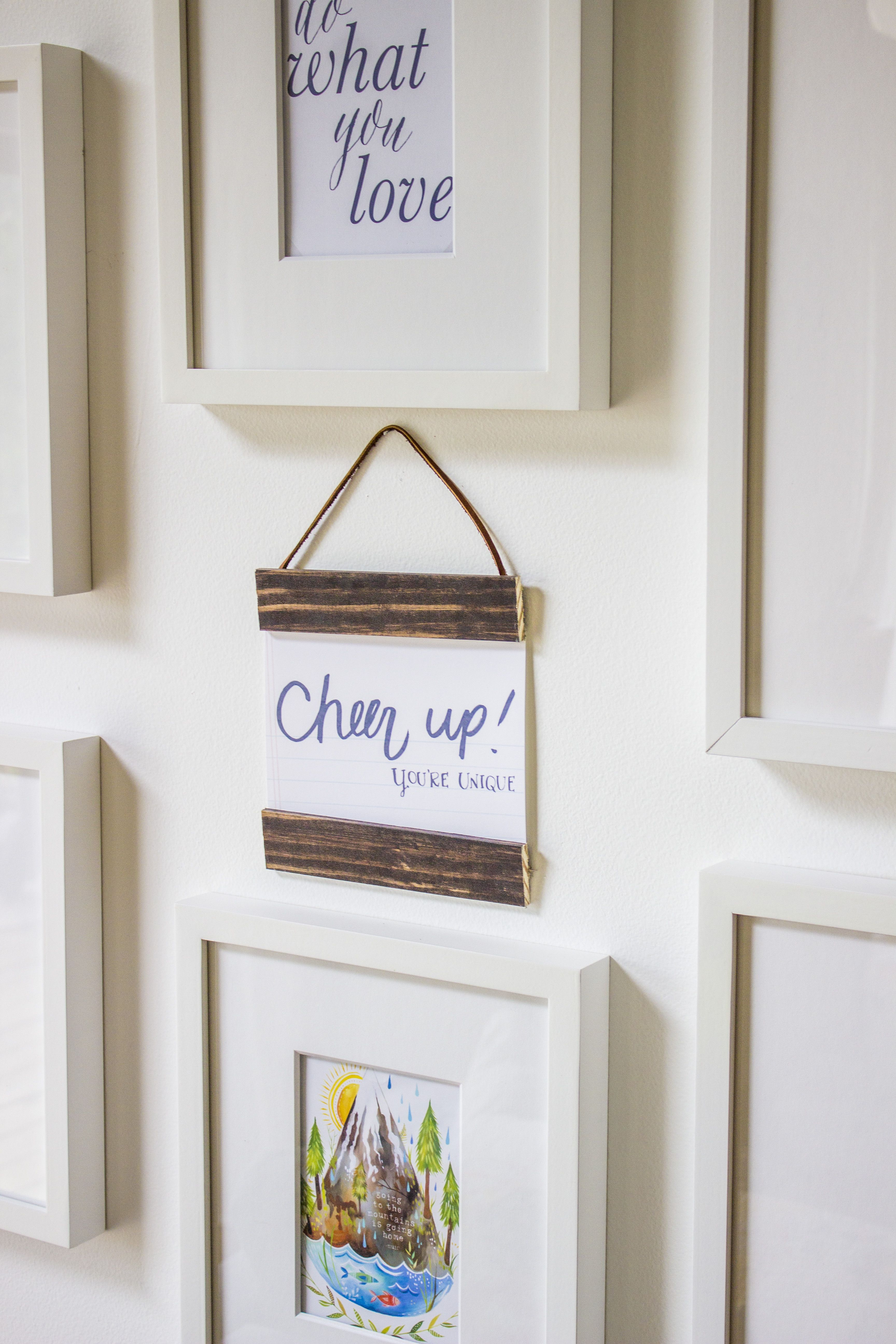 25 DIY Picture Frame Ideas to Make More Beautiful Photos | DIY ...