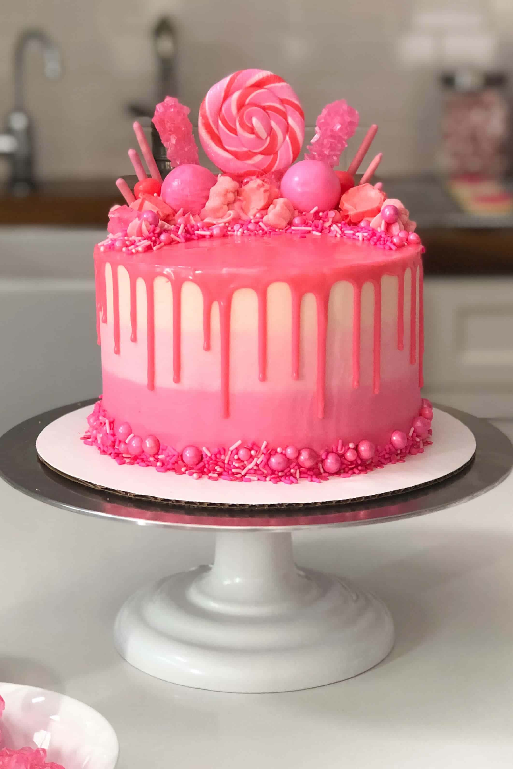 Drip cake recipe tutorial tips to make the perfect drip