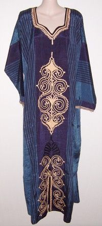 4ae4c2829667 Bedouin Clothing, Beledi and Saiidi Dresses, Galabeya, Traditional Egyptian  Clothing - Desert Veils