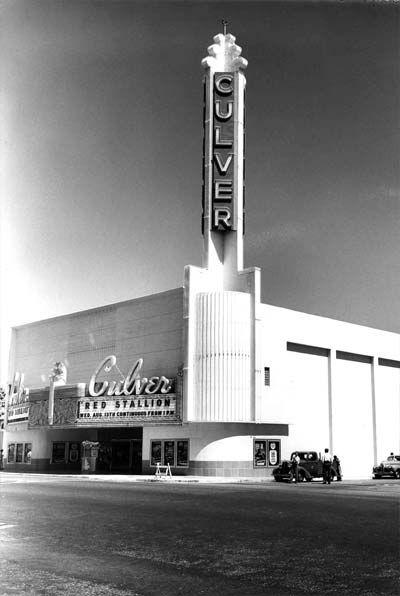 Culver City Culver City Photo Galleries Then And Now Culver City Culver City California California History