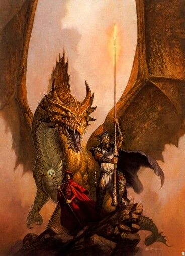 Dragon Lord | Imaginary Dragons are Awesome! | Fantasy dragon
