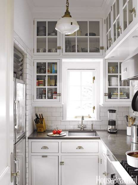 Connecticut Kitchen Design Glamorous In This White Connecticut Kitchen Designer Joan Schindler Choose Decorating Design