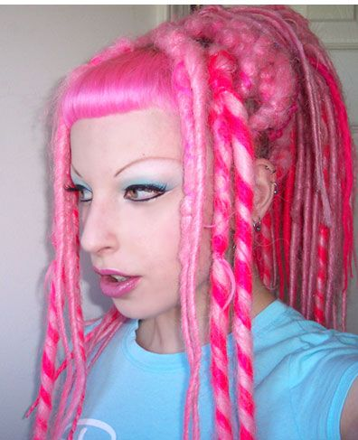 Pink Hair Color   Special Effects Cupcake Pink Hair Dye   Fierce ...