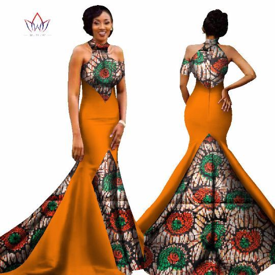 Ankara Dress Ankara Gown Dashiki Dress African Dress