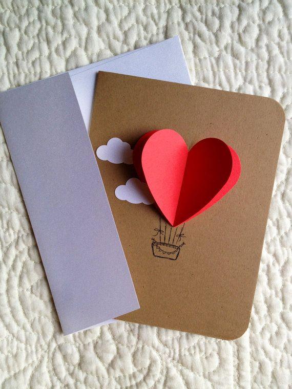 поделки любимому своими руками открытки она праву считается
